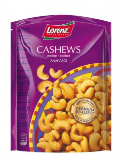 Lorenz Snack World Cashews 100g 2er Pack