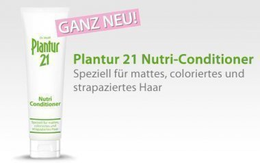 Plantur 21 Nutri Conditioner, 150 ml