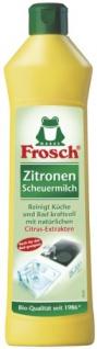 Frosch Zitronen Scheuermilch, 5er Pack (5 x 500 ml)