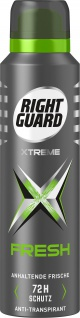 RIGHT GUARD DEOSPRAY FRESH 150ML 72H