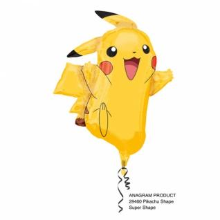 Pikachu Folienballon