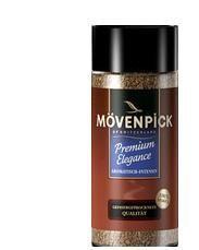 Mövenpick Premium Elegance - Aromatisch 100g Glas Löslicher Kaffee