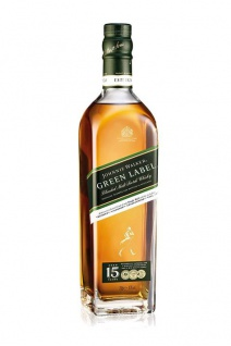 Johnnie Walker Green Label 15 Jahre Scotch Whisky 43 % Vol. 700ml