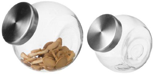 Vorratsdose Vorratsglas rund von GKBD Brands Serie CANDY 1500 ml