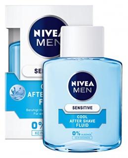 Nivea Men After Shave Sensitive Cool Fluid *ohne Ethylalkohol 100ml - Vorschau