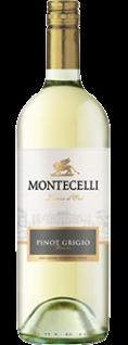 Montecelli Pinot Grigio Veneto IGT italienischer Weißwein 1000 ml