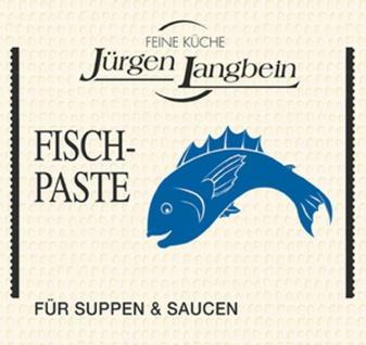Jürgen Langbein Fisch Gourmet Paste Suppen und Saucen 50g 10er Pack