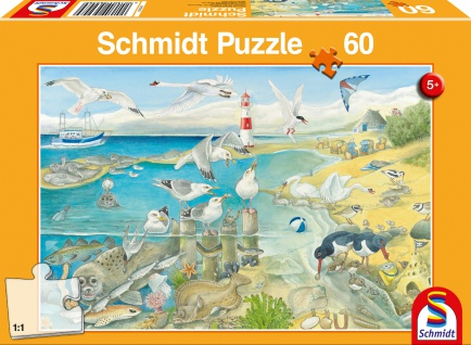 KIPU 60T Tiere am Meer
