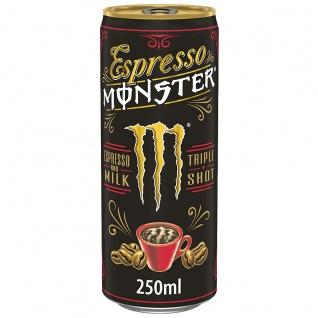 Monster Espresso and Milk Triple Shot Milchmischgetränk 250ml