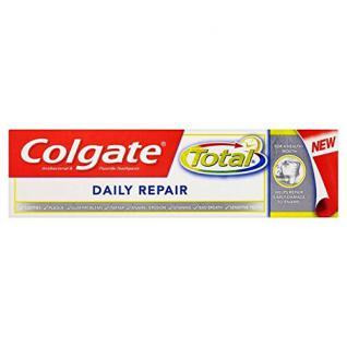 Colgate Total Täglich Reparatur Zahnpasta 75Ml (Packung mit 6)