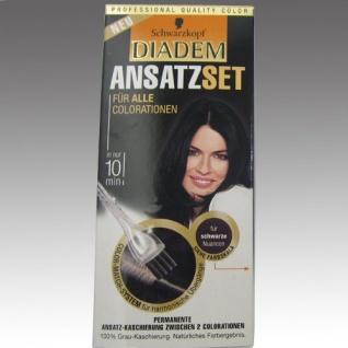 Diadem Ansatzset A5 Schwarz 22ml