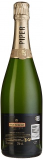 Piper Heidsieck Champagner Cuvée Sublime 12 Prozent 750 ml Flasche 3