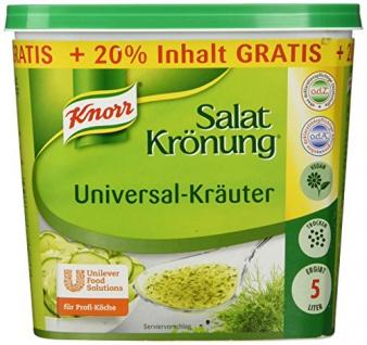Knorr Salatkrönung Universal-Kräuter 500g