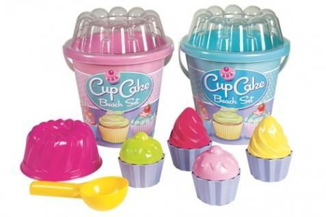 Eimergarnitur Cupcake