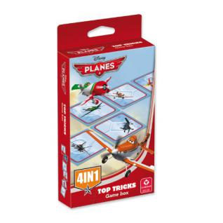 Cartamundi 22500238 - Planes - Domino Spielbox