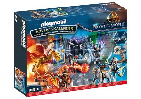 playmobil Adventskalender Kampf um den magischen Stein für Kinder