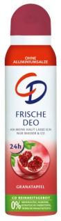 Lornamead CD Deo Spray Granatapfel Schutz für die Haut 150ml 6er Pack