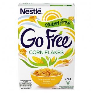 NESTLE CORN FLAKES GLUTEN FREE Cerealien 375g