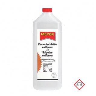 Meyer Chemie Zementschleier Salpeter Entferner Spezialreiniger 1000ml