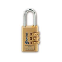 Vorhang-Zahlenschlo Combi Lock SB 80/40 M
