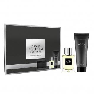 David Beckham Instinct Geschenkset Eau de Toilette und Duschgel 105ml
