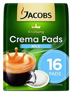 Jacobs Krönung Pads Mild, 5er Pack (5 x 105 g)