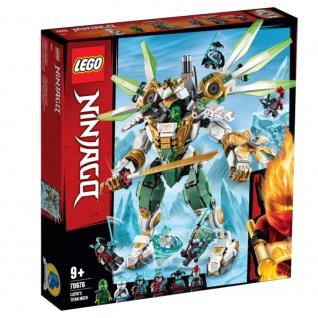 Lego Ninjago 70676 Lloyds Titan Mech Bauset Ninja Roboter Spielzeug