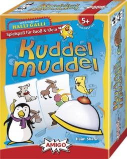 Amigo Kuddelmuddel Ein spannendes Spiel für Kinder ab 5 Jahren