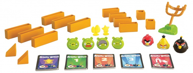 Mattel SPL Angry Birds