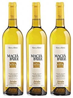 Macia Batle Blanc de Blancs Weißwein aus Spanien Mallorca 3x750ml