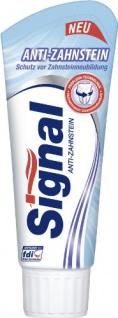 Signal Anti Zahnstein Zahncreme und Karries schutz 450ml 6er Pack