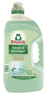 Frosch Neutral-Reiniger Bio-Qualität Allzweckreiniger 5000ml