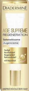 Diadermine Age Supreme Regeneration Tiefenwirksame Augencreme 15ml