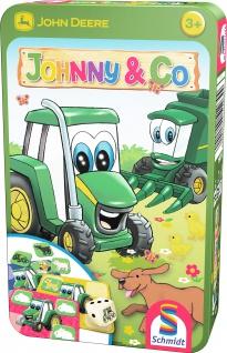 Spiel M-John Deere, Johnny Co.