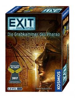 Exit- Grabkammer des Pharao