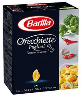 Barilla - Orecchiette Pugliesi - 500g Cottura 12 Minuti