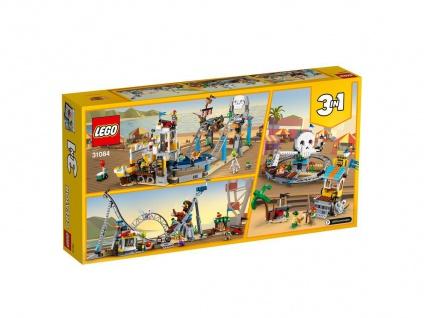 Lego Creator 31084 Piraten-Achterbahn iel Spaß auf dem großen Jahrmarkt