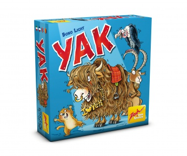 Zoch Yak Light Bono echtes Kartenspiel für wahre Bluffer Unisex