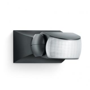 Bewegungsmelder IS 1 schwarz Infrarot Sensor schwenkbar Kunststoff