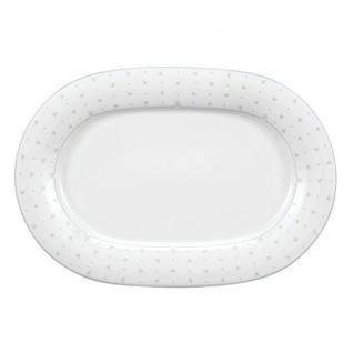 Jade Platte oval 32 cm