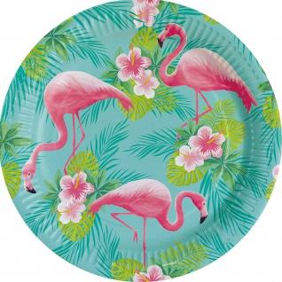 8 Teller Flamingo Paradise