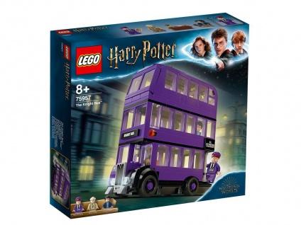 Lego Harry Potter 75948 Der Fahrende Ritter für Kinder ab 8 Jahren