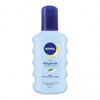 Nivea Sun Pflegendes After Sun Spray für Feuchtigkeit 200ml 2er Pack