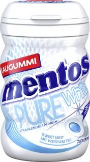 MENTOS GUM PW SWEET MINT CURVY DOSE