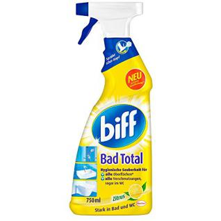 Biff Bad Total Zitrus 750 ml, 4er Pack (4 x 750 ml)