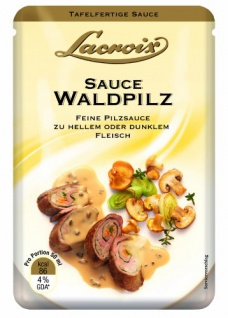 Lacroix Sauce Waldpilz, 5er Pack (5 x 150 g)