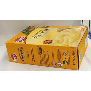 Pfanni Kartoffel- Flocken Fix- Fertig mit entrahmter Milch (4Kg Packung)