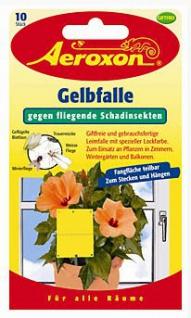 GELBFALLE f. Topfpflanzen 10 Stück