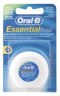 Oral-B Zahnseide gewachst, 3er Pack