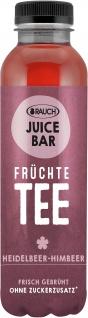 Rauch Juice Bar Früchtetee Heidelbeer Himbeer 500ml 12er Pack